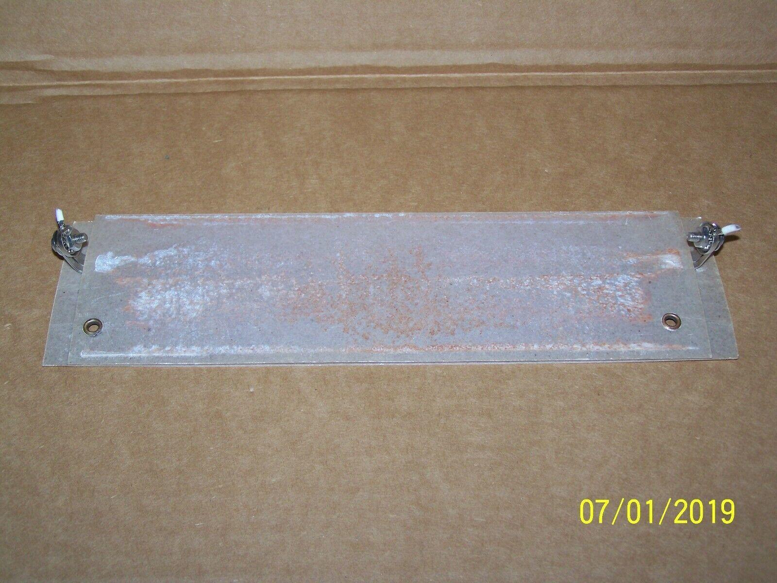 PELTON & CRANE  OCM,heating/drying element-used-good--sterilizer autoclave - $53.90