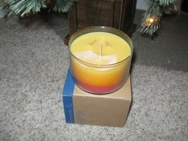 Partylite Happy Hour Scented Jar Candle P95550 NIB - $29.00