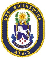 USS Brunswick Sticker Military Armed Forces Decal M158 - $1.45+