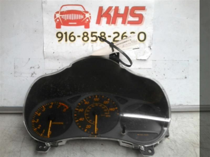 Primary image for Speedometer MPH Cluster Only GT Fits 03-05 CELICA 229900