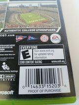 NCAA Football 07 Microsoft Xbox 360 2006 image 4