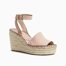 Kate Spade New York Women Slingback Sandals Felipa Leather Espadrille We... - $77.66