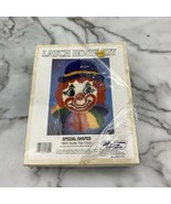 VTG Latch Hook Kit NYC Smilie The Clown R850 20 x 27 In. Craft Picture Art - $18.66