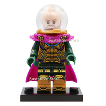 Mysterio - Spiderman Far From Home Lego Minifigures Toy Gift For Kids - $1.99