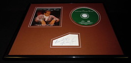 Perry Como Signed Framed 11x14 Christmas CD & Photo Display  - $116.51
