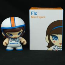 "Flo 4.5"" Mini Figure - Munny Motorcycle with Helmet Progressive Insurance  - $17.95"