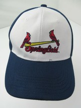 Springfield Cardinals Baseball Adjustable Adult Cap Hat - $12.86
