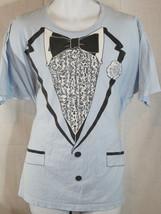 dress up art blue XL T-shirt - $19.79