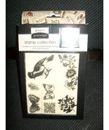 """Paper Journey's Stamp Collection """"American Florals' - $10.95"""
