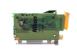 Nikon D200 Camera CF PIN Memory Card Reader Slot + Board Replacement Rep... - $79.99