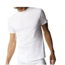 Hanes Men's Tall Comfortsoft Fresh IQ White Crewneck 5 Pack Shirts - €37,71 EUR+