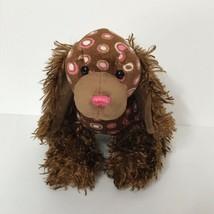 "Ganz Webkinz Spotted Spaniel Puppy Dog Plush Beanie HM671 10"" Long x 8"" ... - $18.80"