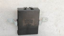89222-35010 Toyota Tailgate Computer, MPX Multiplex Network Door 8922235010