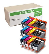 Inkjetcorner Compatible Ink Cartridges Replacement for use in Series MX9... - $24.59