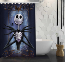 Party Happy Halloween 73 Shower Curtain Waterproof Polyester Fabric For Bathroom - $33.30+