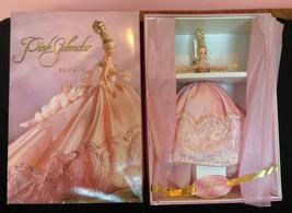 "1996 MIB & NRFB ""PINK SPLENDOR"" Barbie Doll ~ Limited Ed. 6550/10,000 wi... - $396.00"