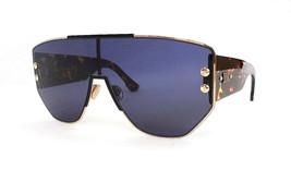 Dior Women's Sunglasses DIORADDICT1 000A9 Rose Gold Havana 150 MADE IN I... - $239.95