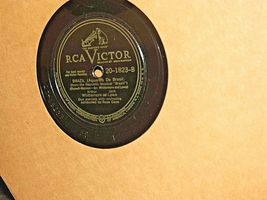 RCA Victor Whittemore and Lowe Two Grand Record Album AA19-1500 Antique image 6