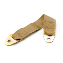 """Bolt-In Seat Belt Extender - Adds up to 12"""" to your Seat Belt, Beige - E... - $9.98"""