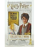 """Harry Potter Collectible 4"""" Die-Cast Mini Wand With Stand By Jakks - $9.49"""