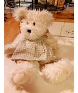 "Boyds Bears Plush Ginnie Witebred Style #912074 14"" Stuffed Soft Plush NWT  - $24.70"