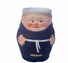 Goebel Monk mug cup Hummel creamer sugar figurine T74/0 friar West Germa... - $48.33