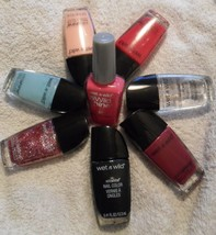 NEW Wet n Wild Wildshine Nail Polish Multiple Colors to Choose From mix & match - $5.25+