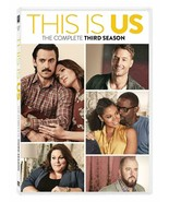 This Is Us TV Series Complete Third 3rd Season 3 Three BRAND NEW 5-DISC DVD SET - $29.15