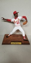 Bob Gibson Autographed Statue with COA - $105.00