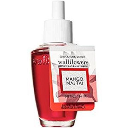 4 Bath & Body Works Mango Mai Tai Wallflower Fragrance Refill Bulb image 2