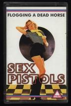 Sex pistols  Flogging a dead horse Unofficial Russian tape audio cassette  - $15.00