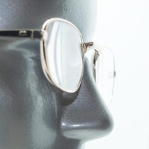 Reading Glasses Polished Gold Metal Frame Classic Petite Oval +3.50 Lens - $19.00