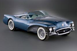 1954 Buick Wildcat 24 X 36 Inch Poster  - $18.99