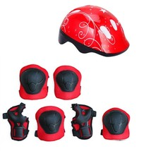 For children Sport protection 7 pcs. Set of Bicycle Skiing Skateboard Helmets - $13.99