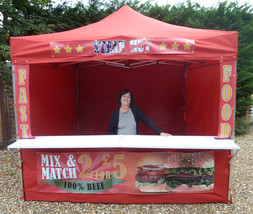 Mobile Catering Trailer Pasta kebab smoothies sandwich coffee NOODLES BE... - $614.91