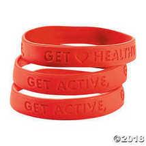 Heart Health Bracelets  - $8.99