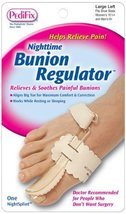 PediFix Nighttime Bunion Regulator, Large Left - $21.60