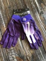 Nike Huarache Elite Mlb Baseball Batting Pair Gloves Adult PGB543 560 Xl New! - $53.90