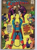 Superman #206 ORIGINAL Vintage 1968 DC Comics Mr Mxyzptlk - $16.82