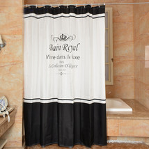 High Quality Royal Shower Curtains Polyester Waterproof Bathroom Shower Curtain  - $43.69