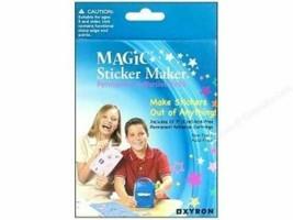 Xyron Magic Sticker Maker Permanent Adhesive Refill, 20 Feet