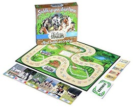 Fantasy Stables: Regular Edition Board Game - $47.44