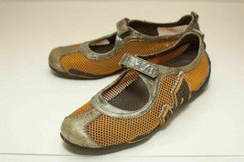 Merrell US 6.5 Orange Mary Jane Flats Women's - $46.00