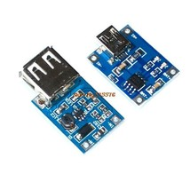0.9V~5V 600MA USB Output charger Mini DC-DC Boost Converter + TP4056 1A ... - $3.18