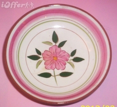 STANGL WILD ROSE SMALL FRUIT BOWL - $9.95