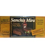 Sanchis Mira Turron chocolate al cointreau Just arrived from Spain. 7 oz. - $9.89