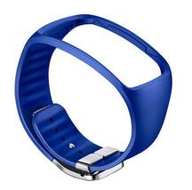 Samsung SM-R750 Galaxy Gear S Basic Color Strap ET-SR750 Blue Genuine New image 1