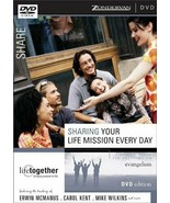Sharing Your Life Mission Every Day: Six Sessions on Evangelism - $8.89