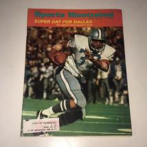 Sports Illustrated Magazine Duane Thomas NFL Football Cowboys Vintage Ja... - $19.80