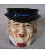 Vintage Toby Mug Cup Occupied Japan Figural Man Gentleman Small Miniature - $18.98